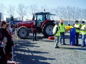 Concours tractoristes