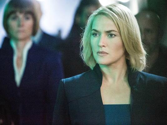 Kate Winslet as Jeanine Divergent movie