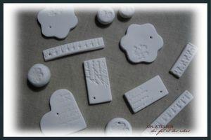 objets pâte à modeler