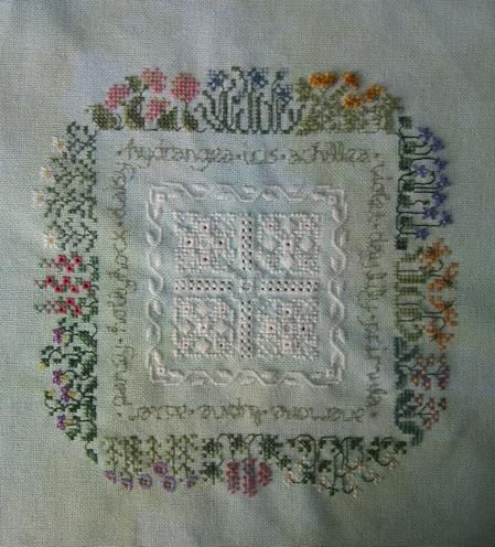 perennial border de drawn thread