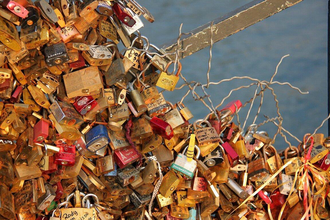 Cadenas Pont des arts_4989