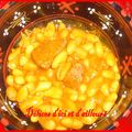 Loubia (ragout d'haricots blancs)