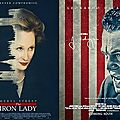 Biopics, politique & digressions : j. edgar, de clint eastwood / la dame de fer, de phyllida lloyd