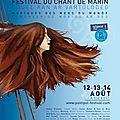 Festival du chant marin paimpol 2011 (comment se prendre une averse typiquement bretonne)