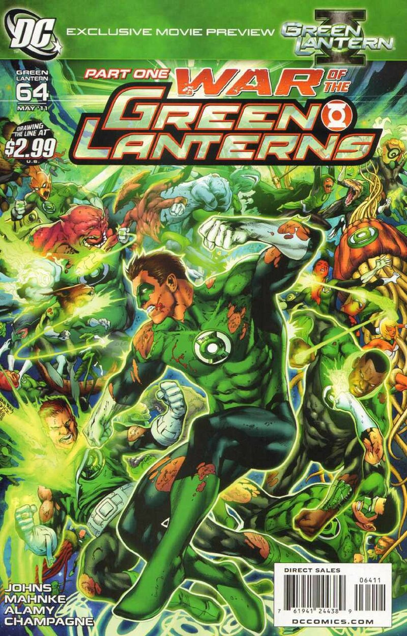green lantern 64