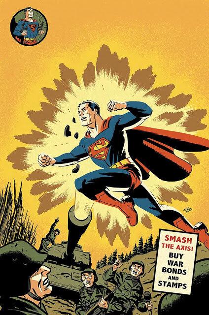 action comics 1000 michael cho