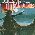 Boutique jeux de société - Pontivy - morbihan - ludis factory - Livre aventure l'ile aux 100 fantomes