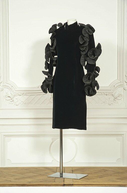 Roberto Capucci alta moda, circa 1980
