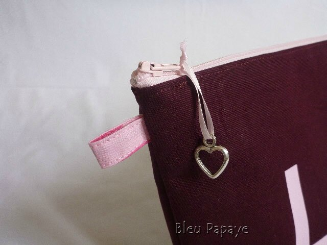 trousse love breloque BP