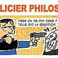 Le policier philosophe.