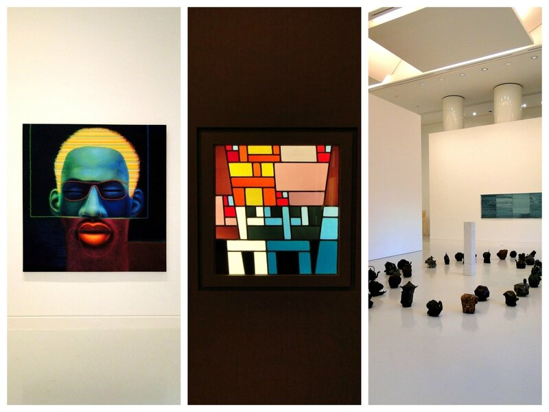 STRASBOURG valerie albertosi musée d'art moderne mini