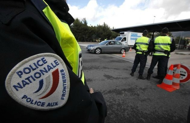 Police PAF autoroute