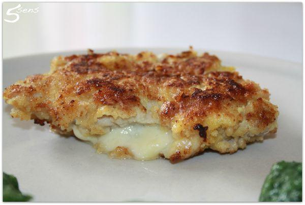 Escalope panée raclette2