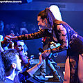 Amaranthe (+ sonic syndicate + smash into pieces), paris, le petit bain, 2016.11.03