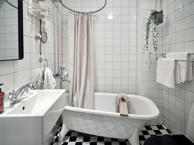 Vintage+Touches+in+a+Beautiful+Scandinavian+Home+-+The+Nordroom