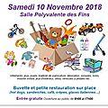 Vide chambre d'enfant - les fins - le 10/11/2018