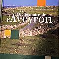 Dictionnaire de l'aveyron : caussanel massacré