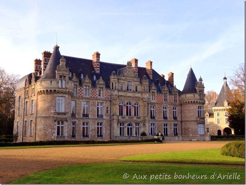 Château d'Esclimont (24)