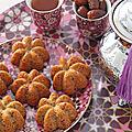 Gâteaux aux dattes