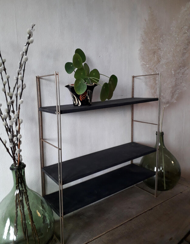 etagere string doree
