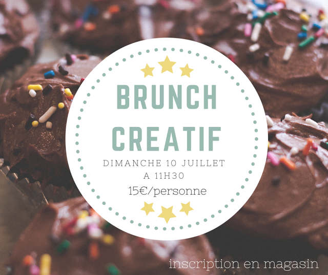 Brunch creatif