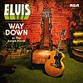 Elvis presley - way down to the jungle room - double lp vinyl album - 2016 edition - 150 gr gatefold