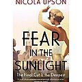 Fear in the sunlight, de nicola upson