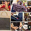 Les photos du tricot-thé de septembre!
