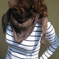 Boneyard Shawl
