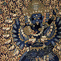 Exhibition illustrates how tibetan buddhism empowered rulers through exquisite artworks