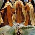 Les Bienheureuses Carmélites Martyres de Guadalajara