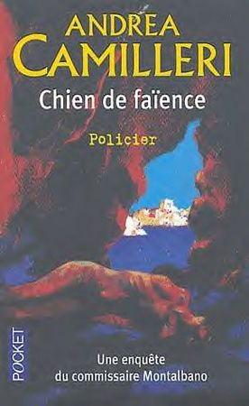 chien faience