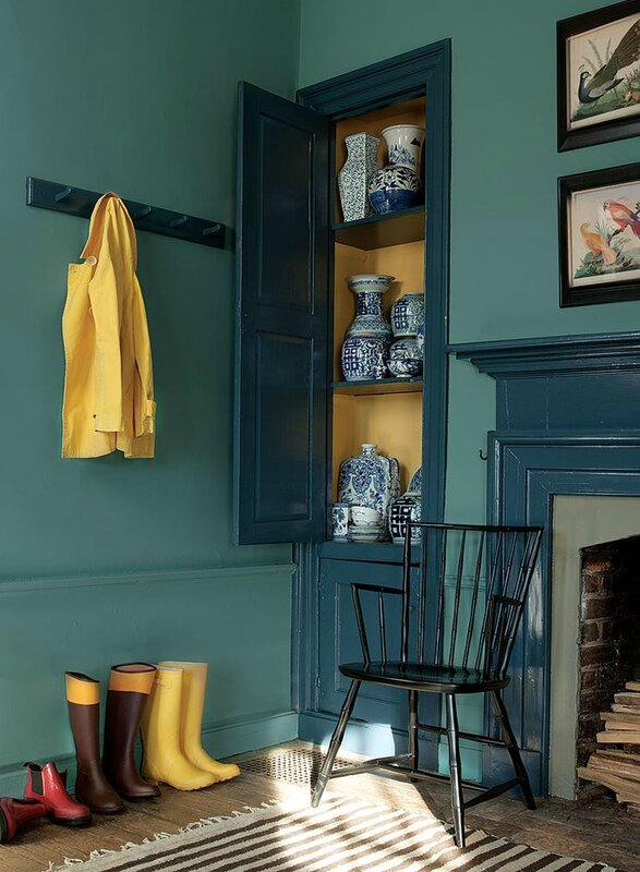 BENJAMIN MOORE color collection