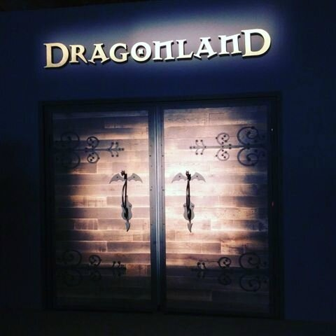 Dragonland l'expo ©Kid Friendly