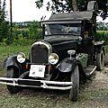 Citroën c4a scie à ruban-1930