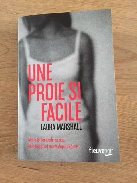 une proie si facile laura marshall