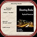 Shooting Brake (livre numerique)