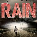 The rain, de virginia bergin