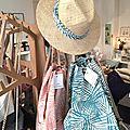 Chapeau & sac à dos