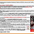 Captieux - rugby y toros