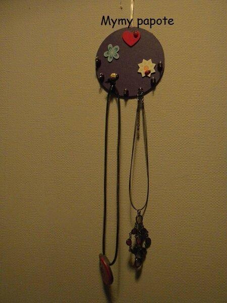 Porte colliers ou clés