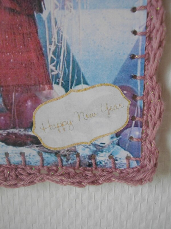 happy new year scrapbooking