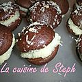 Whoopie pies choco coco