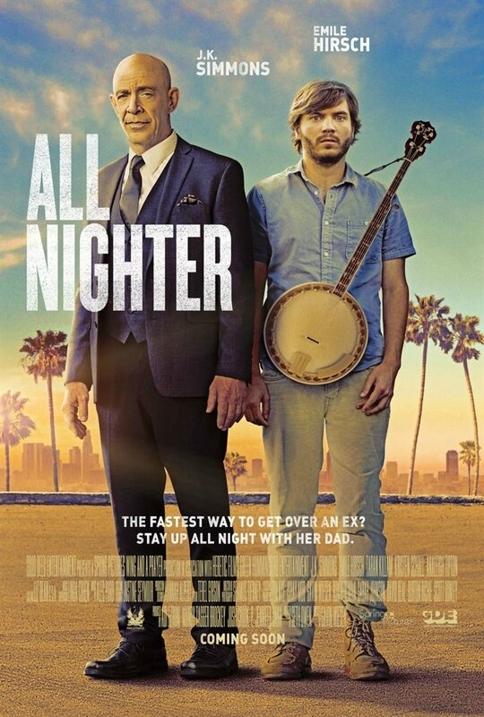 All Nighter affiche