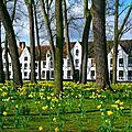 beguinage de bruges -panoramio
