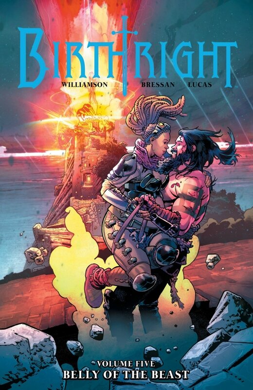 birthright vol 05 belly of the beast TP