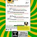 Carnaval 2014 à claret
