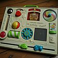 Activity center de fisher price