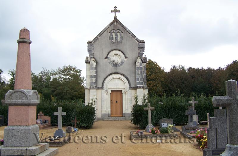 Chapelle des Martyrs de Melay