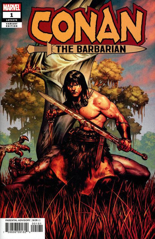 conan the barbarian 01 variant
